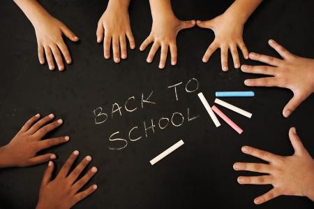 culture school: Children at school classroom