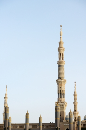 Islamic Holy Place in high resolution of 36 megapixels photo