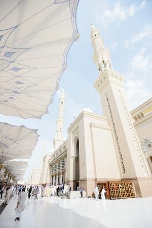 medina: Islamic Holy Place