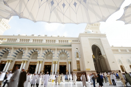 madina: Islamic Holy Place