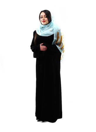 middle eastern woman: Arabic woman Stock Photo
