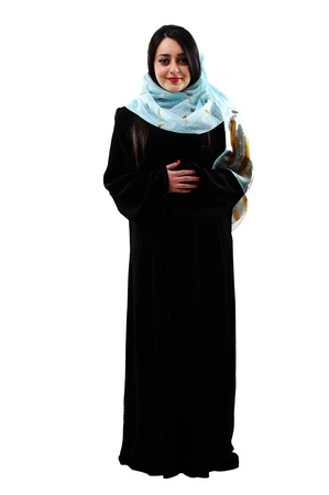 Arabic woman photo