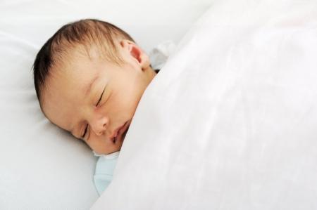 Newborn baby Stock Photo - 16625153