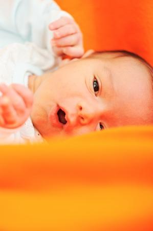 Newborn baby Stock Photo - 16624967