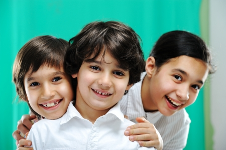 arabic boy: Child portrait