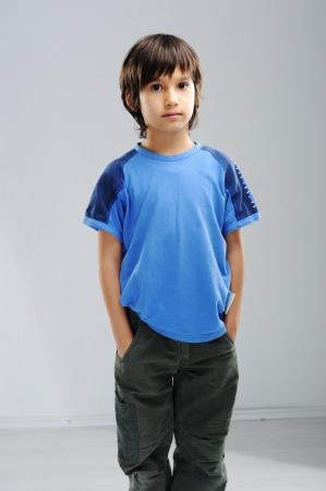 boy arabic: Child portrait