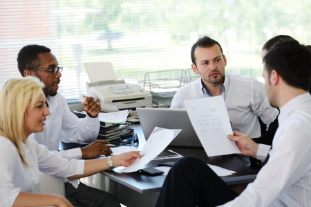 Business meeting Stock Photo - 18687472