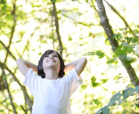 arms  outstretched: freedom