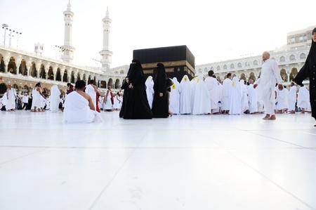 Lugar sagrado de los musulmanes Editorial