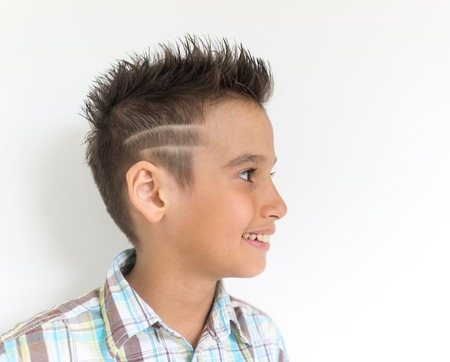 child boy: Boy portrait Stock Photo