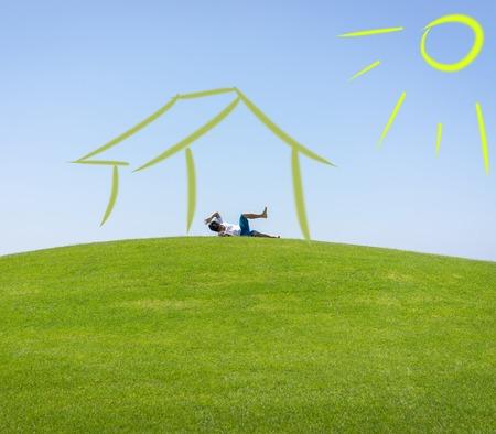 agent: New home dream