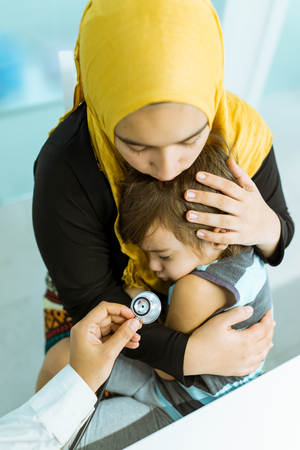 KSA: Parenting and health care