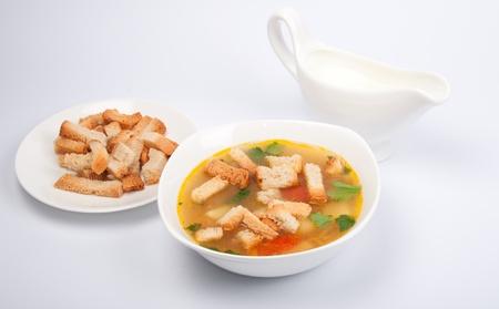 soup Stock Photo - 12270552