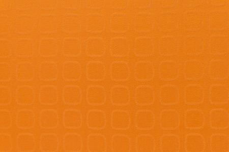 naranja: pared de color naranja. Foto de archivo