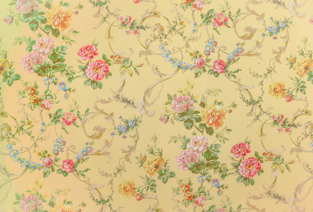 Rose fabric background