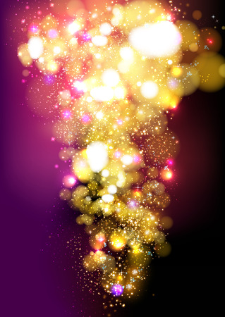 Abstract celebration background Illustration