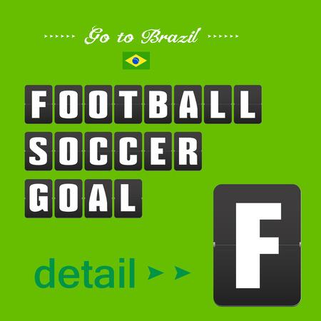 soccer goal: Football soccer goal panels