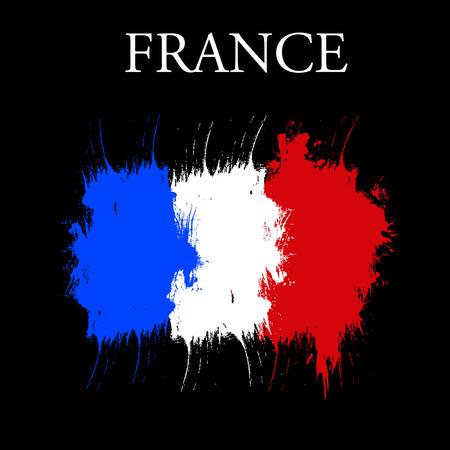 frances: pabellón francés fondo derrame cerebral