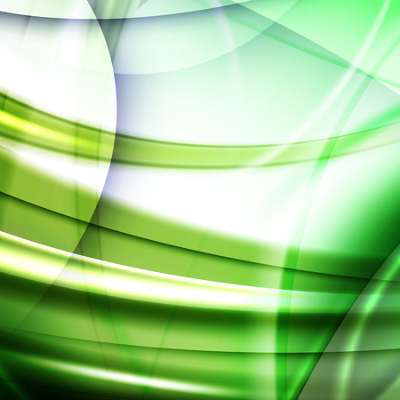 Abstract light waves background