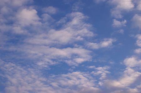 Sky Archivio Fotografico