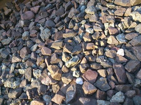 multiplicity: pebbles Stock Photo