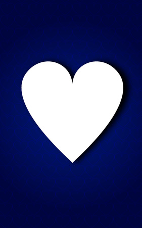 february 1: Valentine background