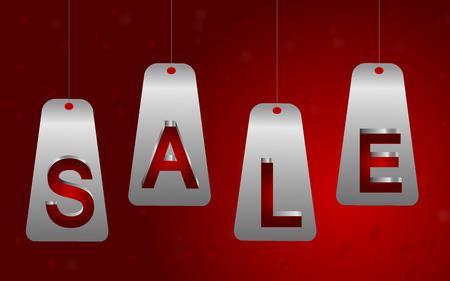 rebate: Sale background