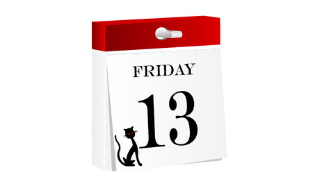 friday 13: Friday 13th calendar