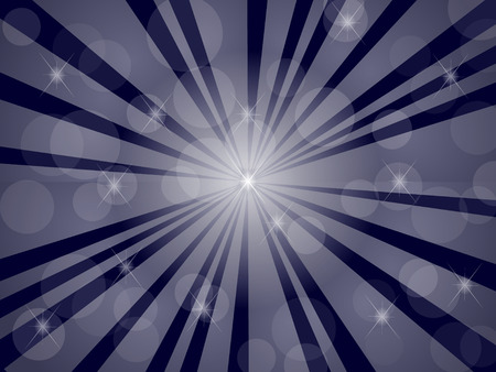 strip structure: Dark blue abstract background with rays
