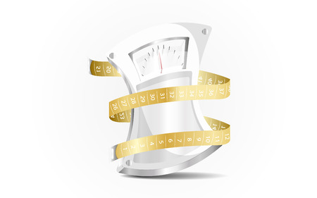 gamut: Scales for measuring the weight of a human, icon