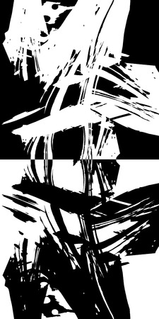 scratches: abstract lines and scratches texture background vector illustration