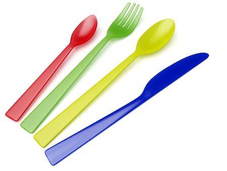 teaspoon: knife, fork, spoon, teaspoon Stock Photo