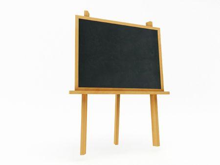 3d blackboard