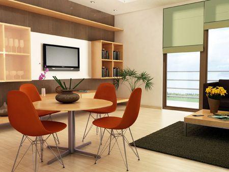 Modern apartment Stock Photo - 7718313