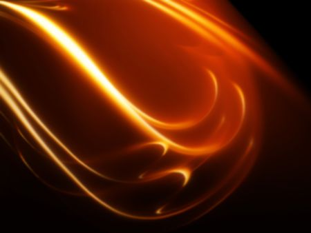 emitter: abstract blur fire background