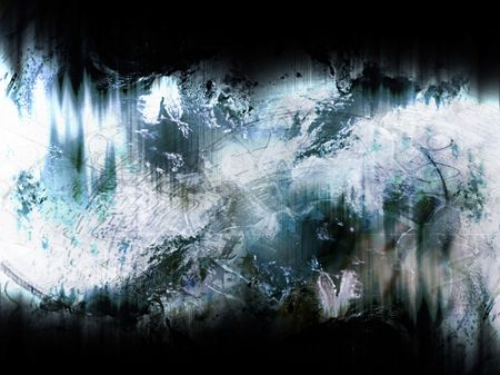 black background texture: abstract blue grunge background  for your projects