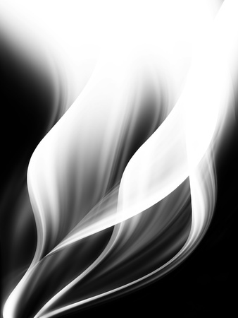 black and white image: black and white elegant abstract background for your projects Stock Photo