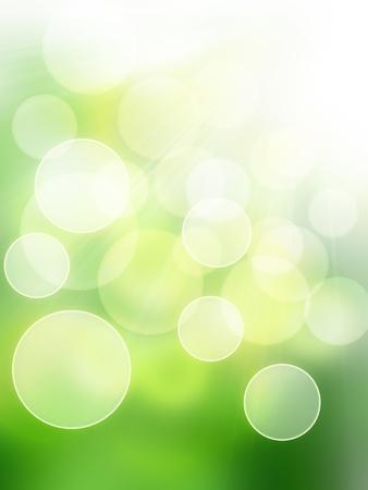 defocus light spring - elegant background for your art design Stock Photo