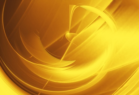 abstract waves: gold pattern - modern abstract background for your project