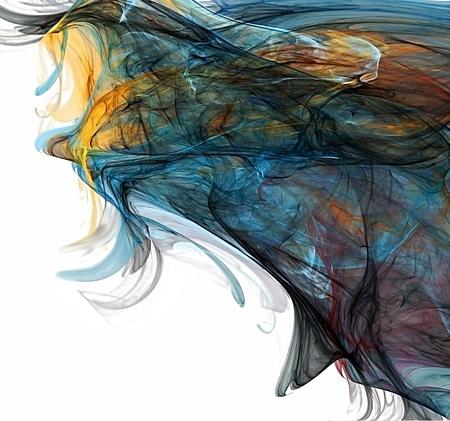 artistas: Artistas �leo multi color de cerca fondo abstracto