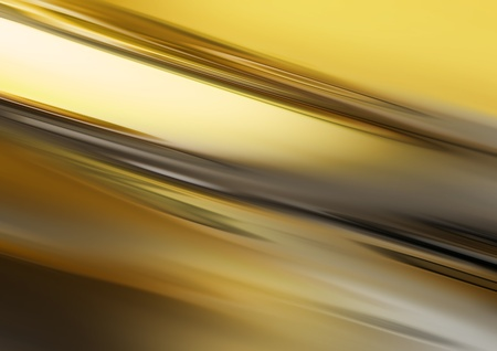 abstracts: abstract blur gold background - computer generated for your projects