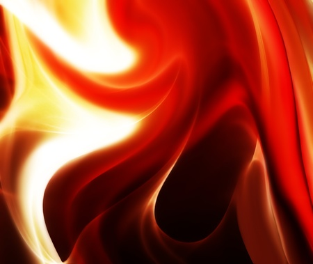 background full screen - fire and flames close up photo