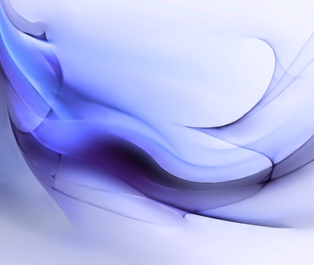 elegant abstract background with abstract smooth lines photo