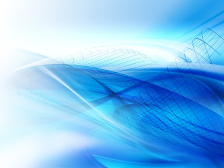 elegant abstract background with abstract smooth lines