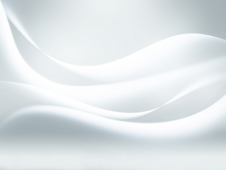 fondo blanco: Fondo abstracto de color blanco con l�neas suaves Foto de archivo