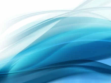 abstract blue background with different shades of color Stock Photo
