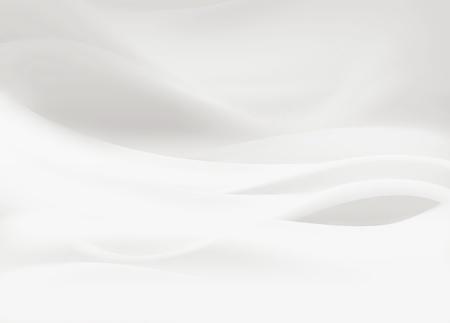 satiny: white satin fabric as background