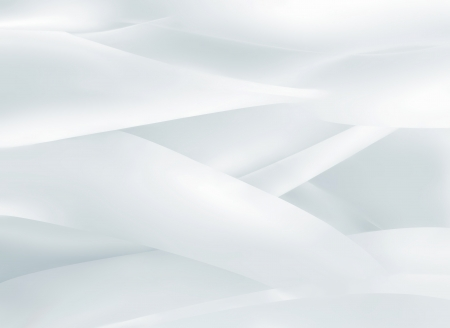 white cloth: abstract white background with smooth lines