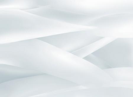 Fondo abstracto de color blanco con l?neas suaves Foto de archivo