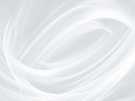 abstract white background with smooth lines Stock Photo - 22497609